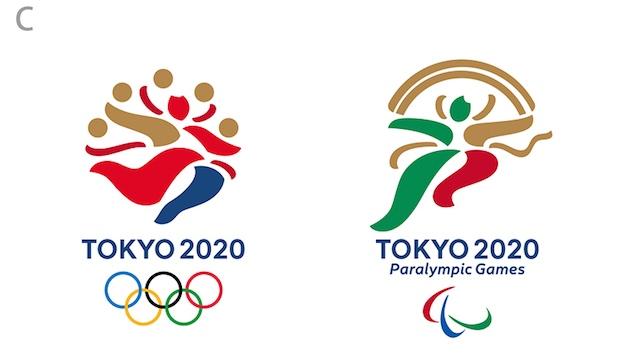 tokyo 2020 olympic games paralympics logo emblem official