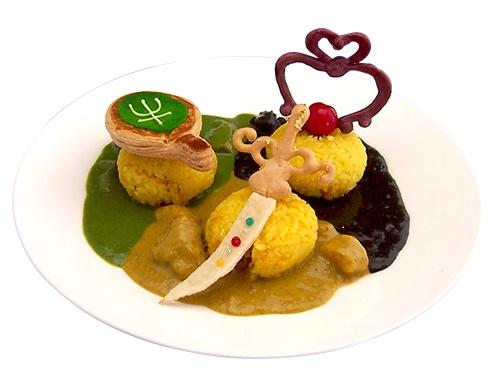 sailor moon cafe tokyo roppongi hills menu chibiusa