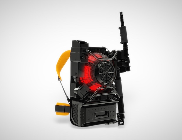 sony proton pack ghostbusters april fools day 2016