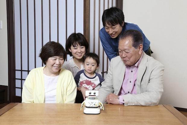 omnibot showtaro baku charmy comedian robot toy japan