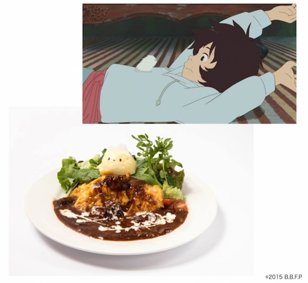 Mamoru Hosoda anime cafe opens in Tokyo | Japan Trends
