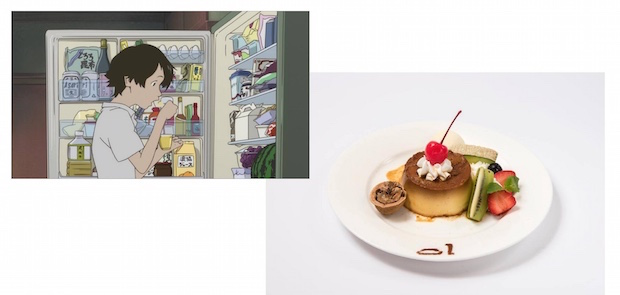 tokikake cafe mamoru hosoda mamoru anime shibuya parco tokyo girl who leapt through time boy and beast summer wars wolf children