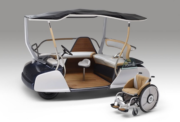 yamaha mobility concept vehicle 05gen 06gen futuristic travel