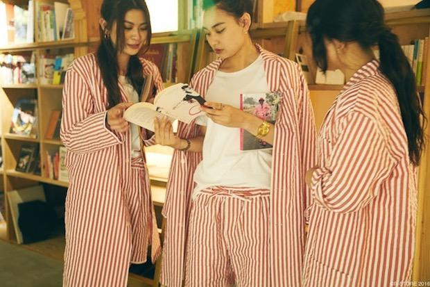 book and bed tokyo ikebukuro pajamas