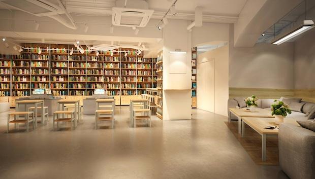 book lab tokyo shibuya