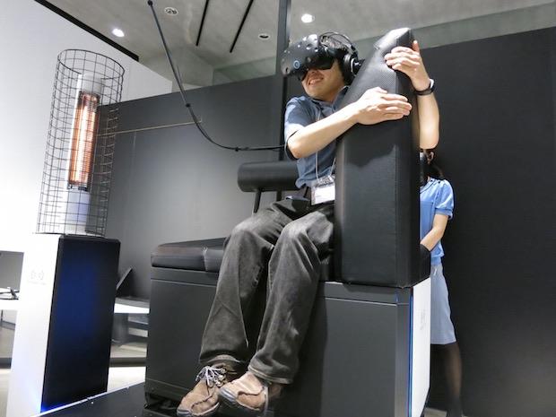 gundam virtual reality experience immersion tokyo odaiba bandai namco vr zone