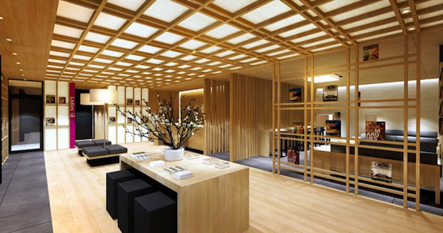 kansai airport first cabin hotel capsule booth