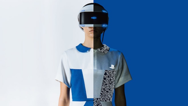 sony playstation vr anrealage uniforms tokyo game show