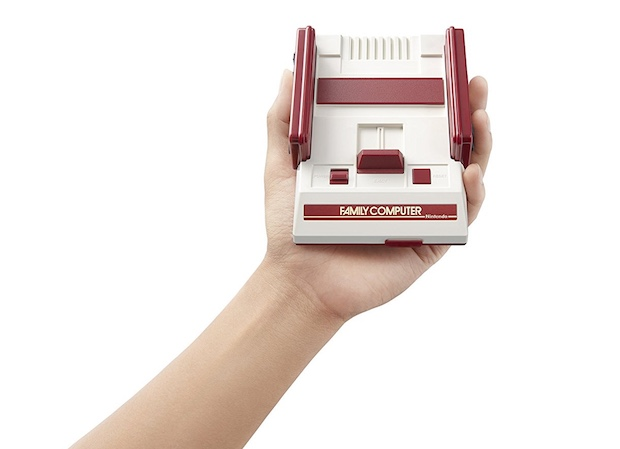famicom nintendo nes entertainment system video game console mini classic japanese version
