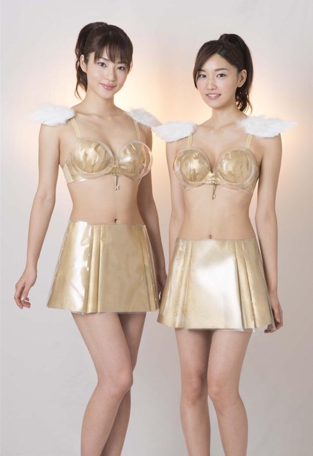triumph concept bra first woman japanese