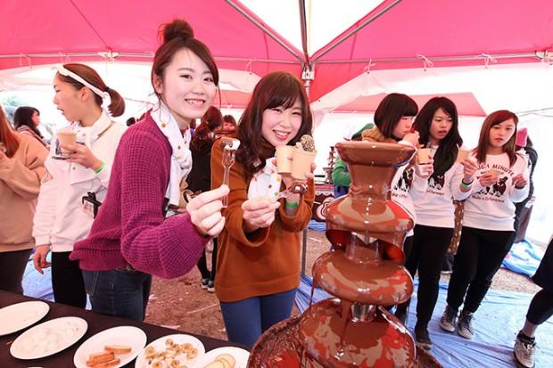 Chocorun Chocolate Marathon Yokohama Japan 6