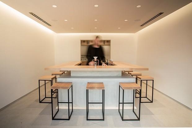 Tokyo Saryo Hand Drip Green Tea Cafe Sangenjaya Japan 2