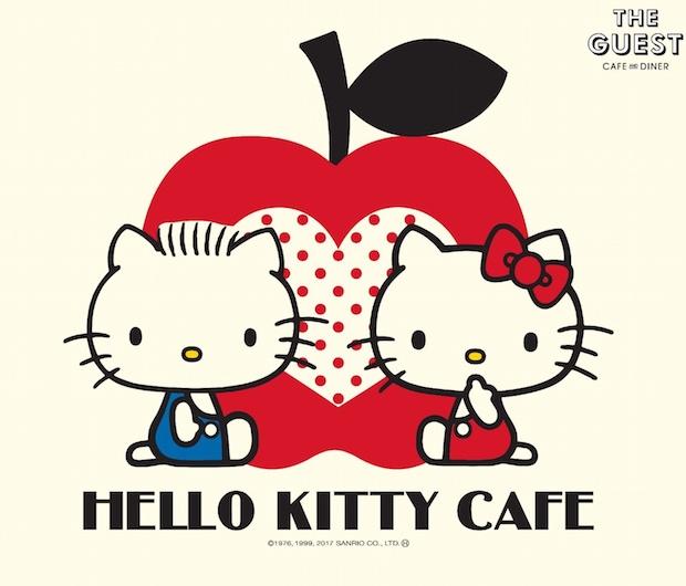 hello kitty cafe osaka japan