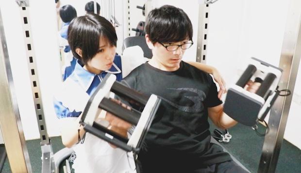 maid gym akihabara tokyo japan