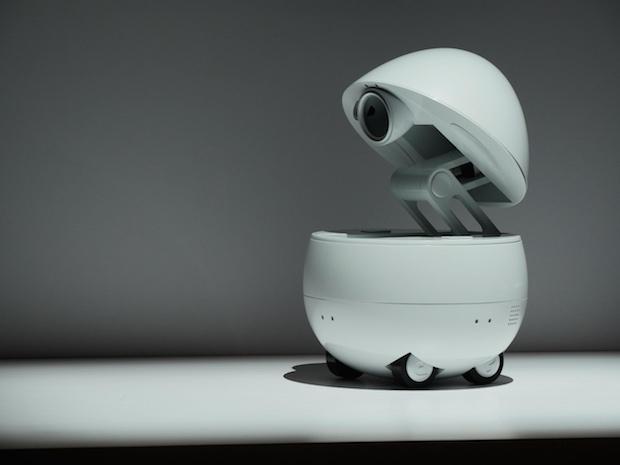 panasonic desktop companion robot
