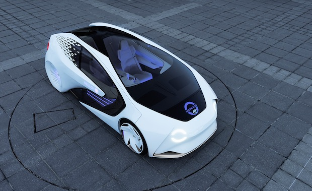 toyota concept-i car futuristic technology