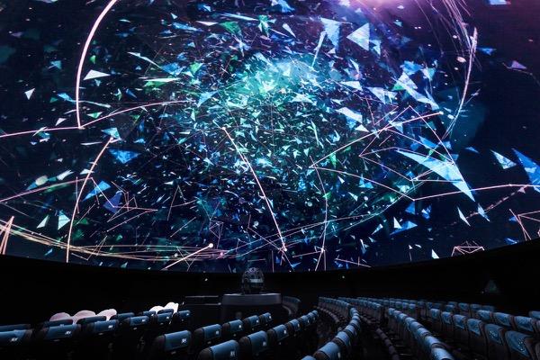 Aroma Planetarium Event Japan