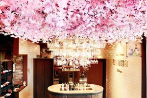 celebrate the cherry blossom season with indoor air hanami. Black Bedroom Furniture Sets. Home Design Ideas