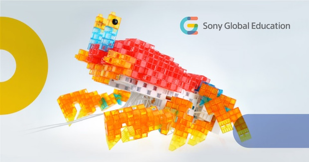 sony koov coding programming block kit