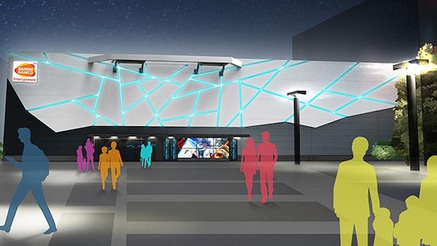 virtual reality kabukicho shinjuku zone namco bandai