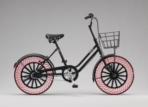 bridgestone airless airfree tires bicycle