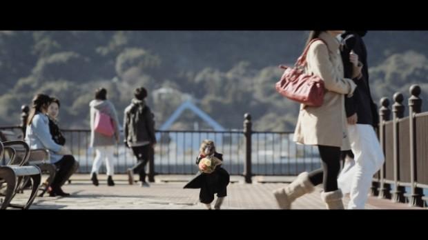 oita city saru tabi monkey promotional video campaign 6