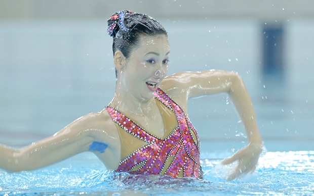 japanese women blue armpits antiperspirant deodorant