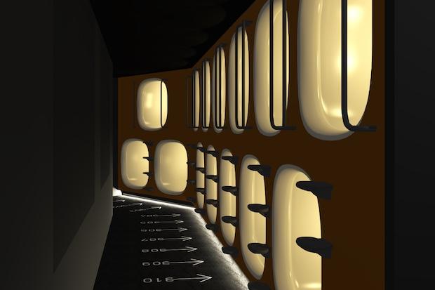 9 nine hours capsule hotel designer kanda tokyo women