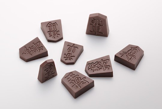 shogi de chocolate