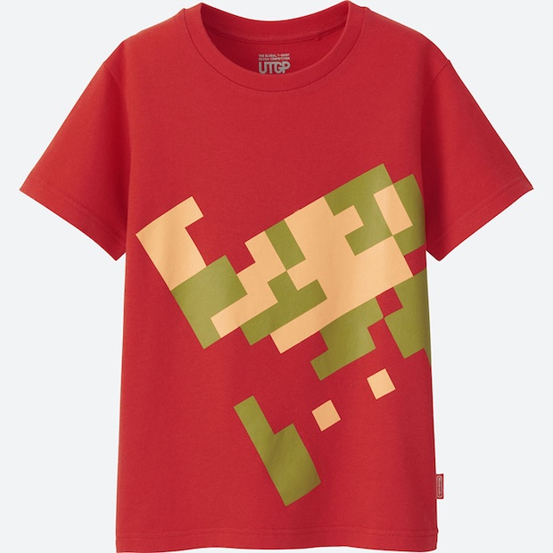 ut t-shirt uniqlo nintendo video game characters contest