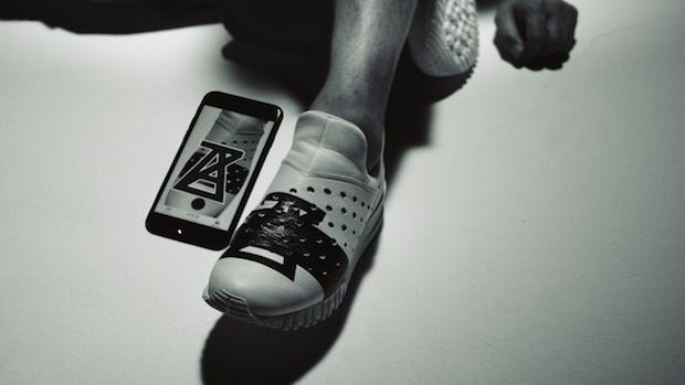 anrealage onitsuka tigers augmented reality sneakers moriyama mirai