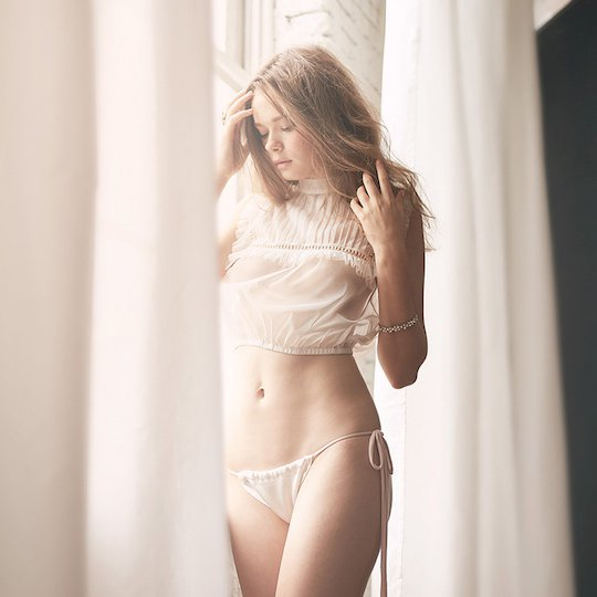 fundoshi loincloth underwear women silk japan