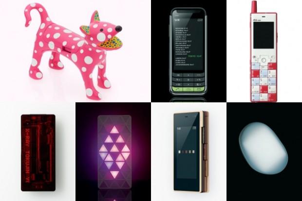 kddi the morphology of mobile phones design exhibition au japan 3