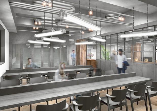 andwork kyoto hybrid hotel coworking space 5