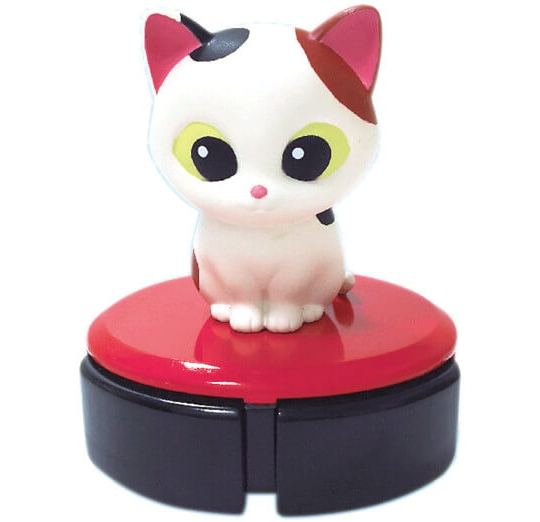 cat desktop robotic vacuum cleaner toy