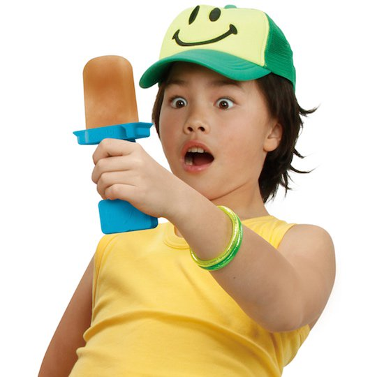 perotto ice pop dj licking music sound play toy
