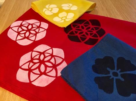 somenova diy dyeing workspace katsuragaya fine goods nihonbashi 2