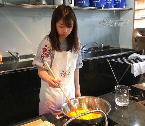 somenova diy dyeing workspace katsuragaya fine goods nihonbashi 4