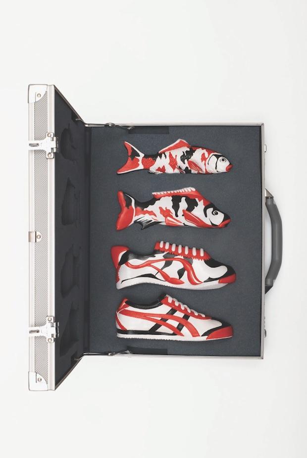 creative sole japanese sneaker culture design