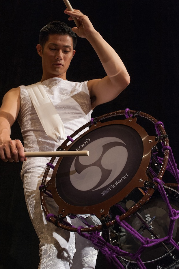 roland kodo world first electronic taiko drum