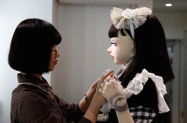 lulu hashimoto living fashion doll tokyo japan