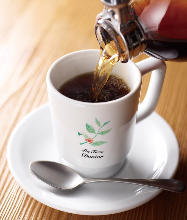 doutor coffee farm setagaya tokyo