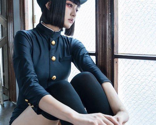 gakuran coat school uniform japan swimsuit costume