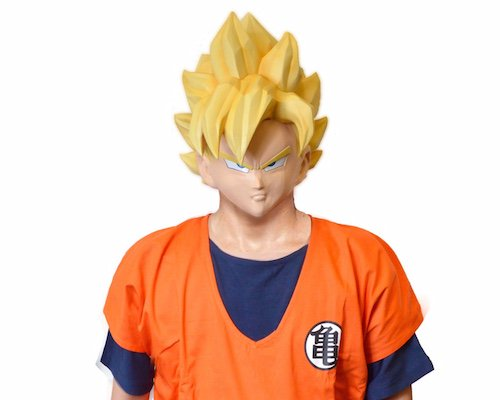 dragonball goku costume cosplay