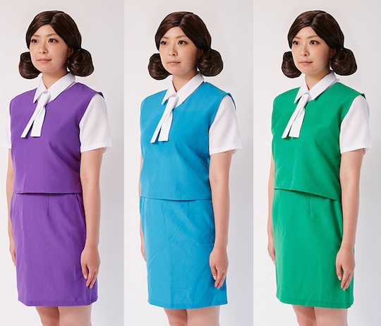 koppu no fuchiko costume cosplay