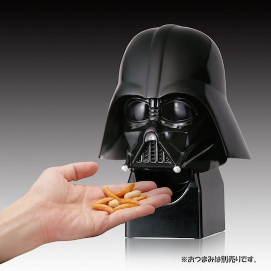 Darth Vader Helps You Fight Off Hunger With A Helmet