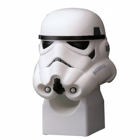 star wars darth vader stormtrooper snack dispenser server