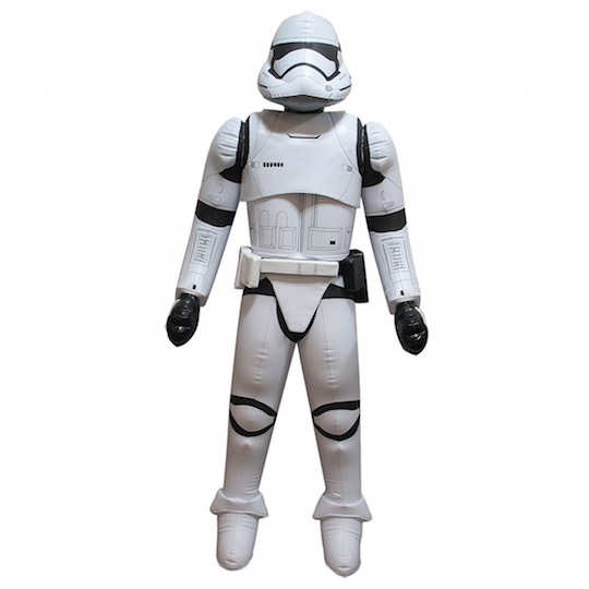 star wars first order stormtrooper inflatable