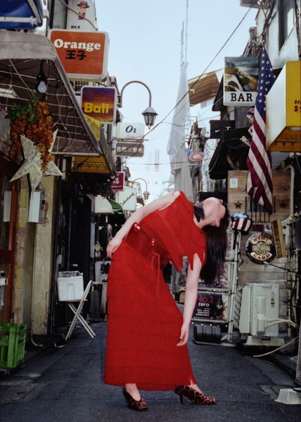 stella mccartney fashion film marie schuller tokyo