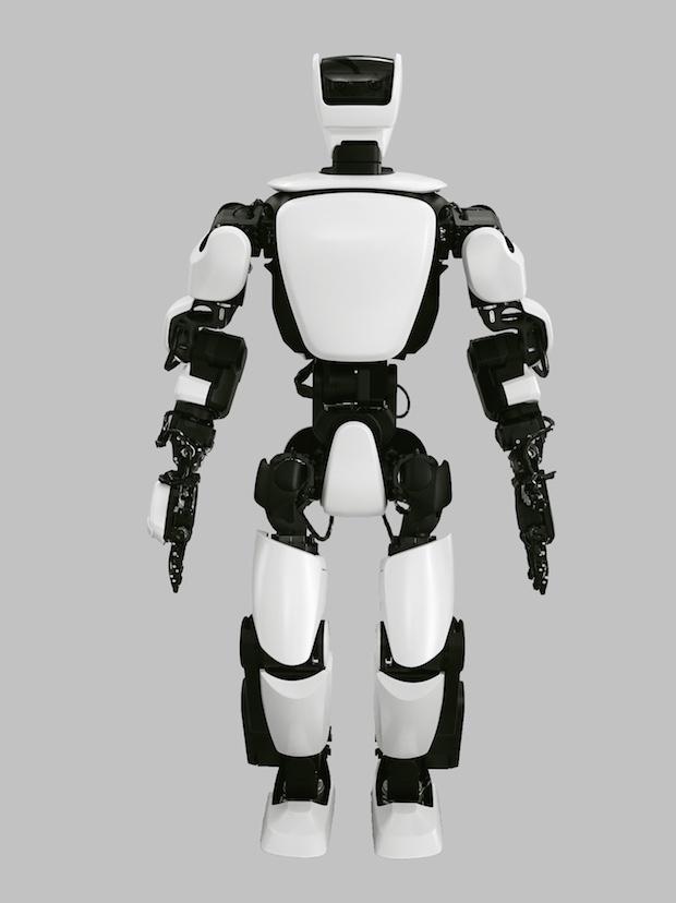 toyota thr-3 humanoid robot